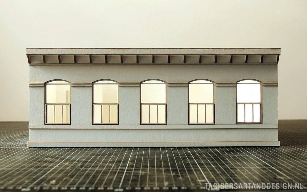 Scale Models for Jan Versweyveld